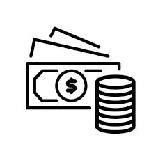 De kosten zullen vooraf worden ingeschat op basis van een inventarisatie van de administratie, uw wensen en mogelijkheden.